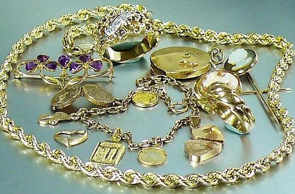 otkup srebrnog i zlatnog nakita