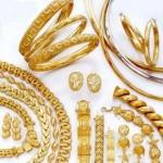 Cena zlatnog i srebrnog nakita
